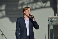 Выступление перед мэрией Москвы (9.05.2013)